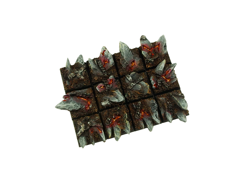 Chaos Bases 20x20mm (10)