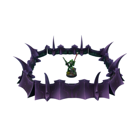Dark Temple Fortification Set