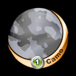 115 - Camo 55mm Metro 1