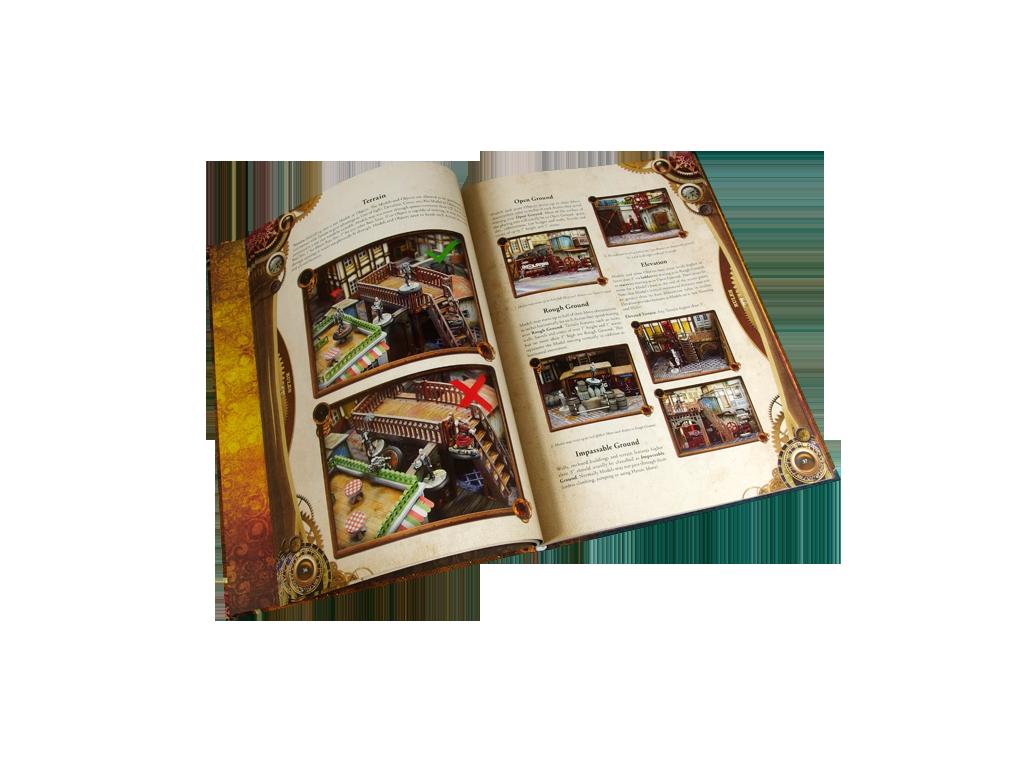 a04f4e9ef4fe3 Wolsung Steampunk Skirmish Rulebook - SECOND EDITION - Micro Art Studio