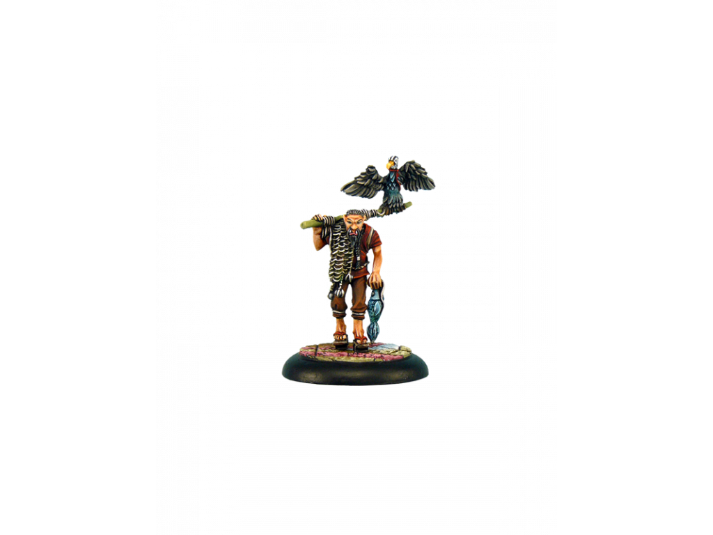 Triad of Lotus Dragon - Orc Fisherman (1)