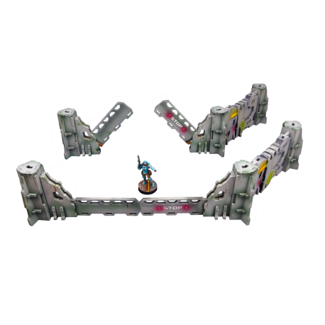 District 5 Walls - Gates