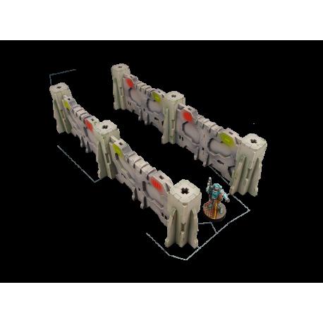 District 5 Walls - Straight