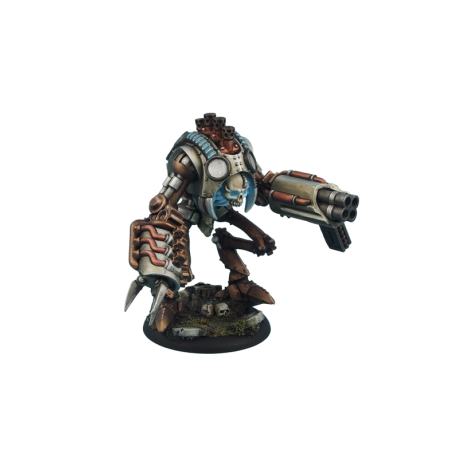 Ven Rier Agents - Necrogolem (1)