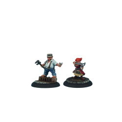 The Scylla - Halfling Workers