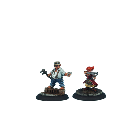 The Scylla - Halfling Workers (2)