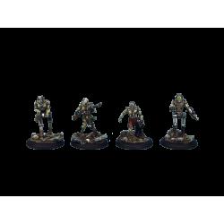 Ven Rier Agents - Gun Zombies