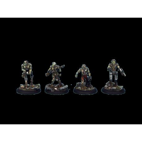 Ven Rier Agents - Gun Zombies (2)