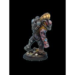 Ven Rier Agents - Zombie Ogre