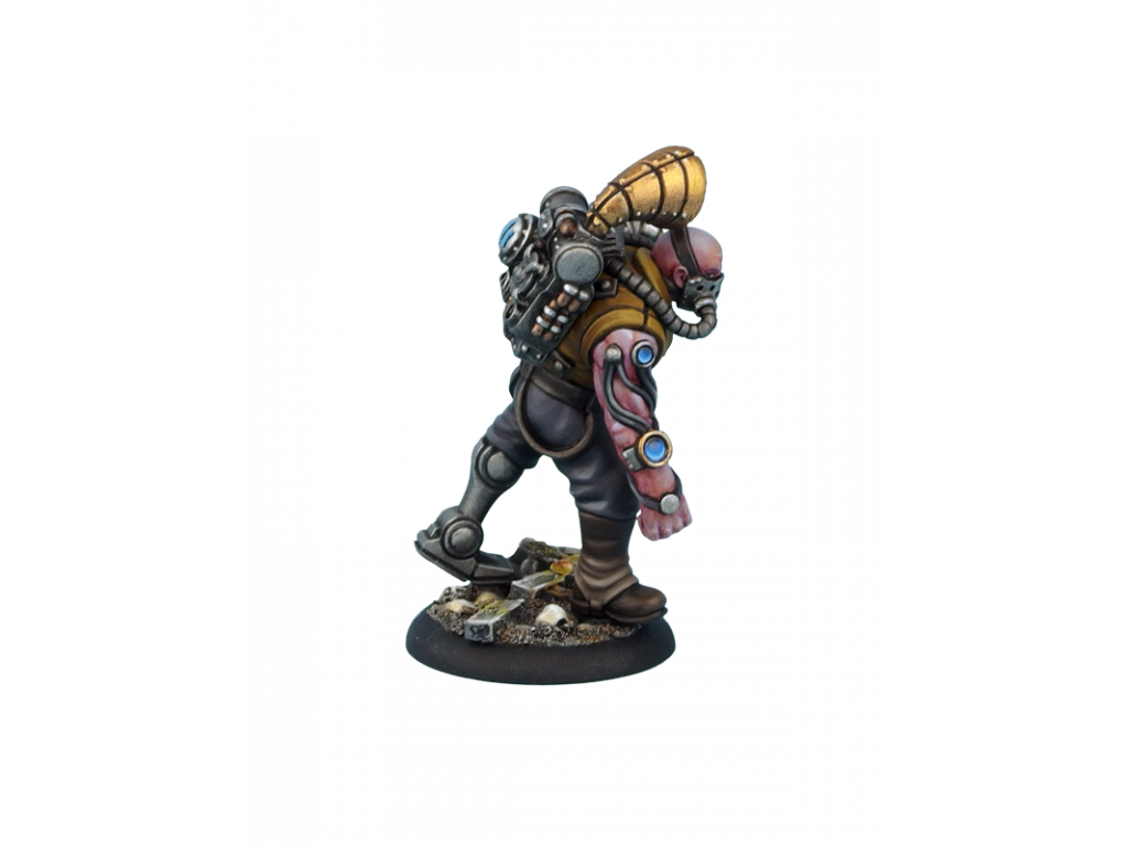 Ven Rier Agents - Zombie Ogre (1)