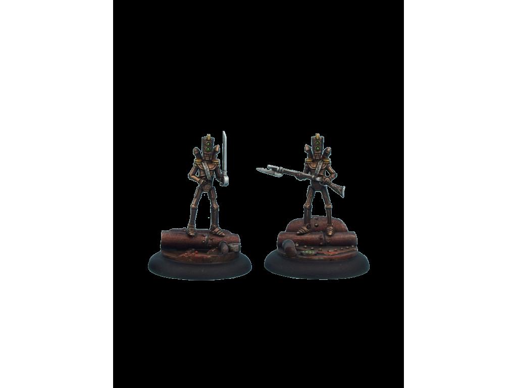 Inventors - Clockwork Toy Soldiers (2)