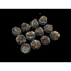 Trash Bases, Round 25mm (5)