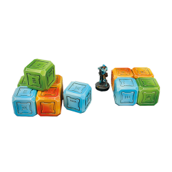 Quad Cargo Crates (4) - SALE