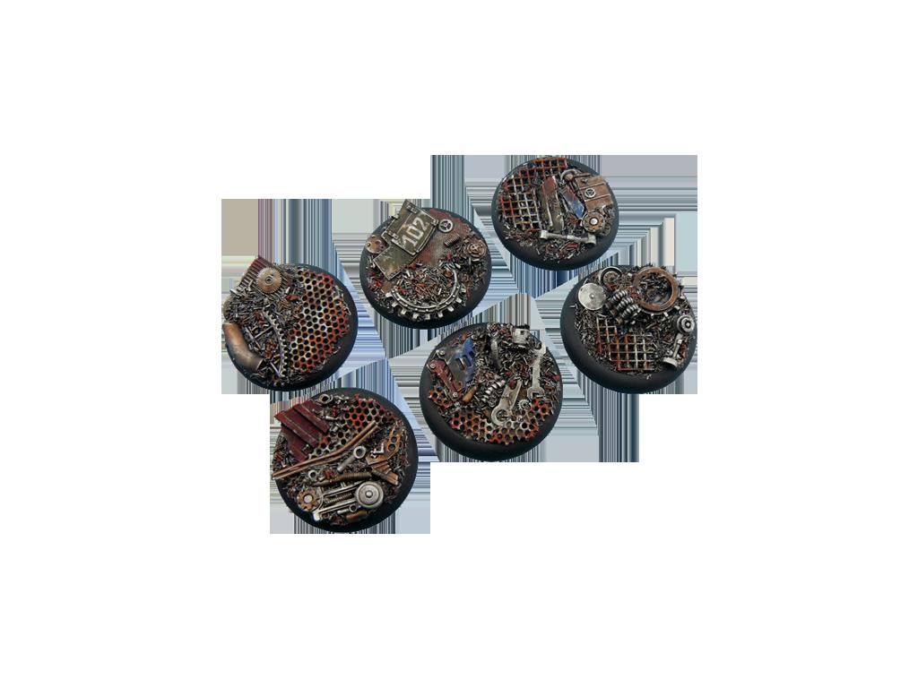 Trash Bases, WRound 40mm (2)