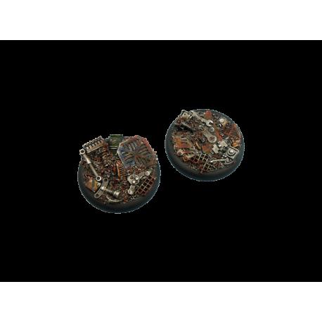 Trash Bases, WRound 50mm (1)
